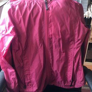 LLBean women's raincoat/windbreaker